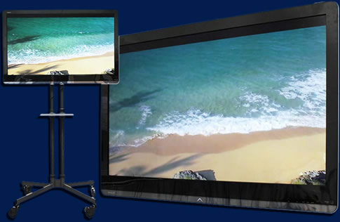 Hire Plasma TV monitors Norwich