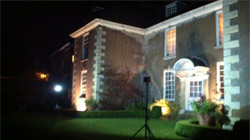 Weatherproof Flood Lighting Hire Norwich and Norfolk